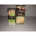 olay TOTAL 7 IN 1 gentel  day cream with atouch of foundation spf 15,50gm+ olay natural white 3in 1 fairness cream uv protection 40g